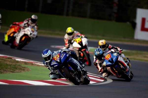 8ème manche du Championnat d'Europe Superstock 600  Sur le circuit d'Imola (Italie)
