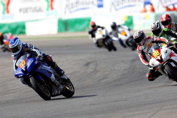 10ème manche du Championnat d'Europe Superstock 600  Sur le circuit de Portimao (Portugal)