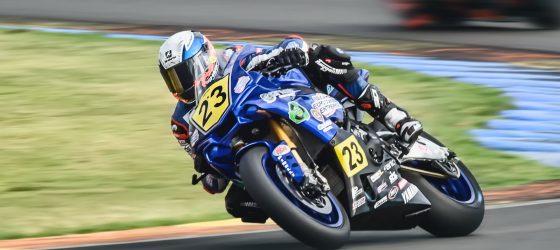 2017 – Championnat d'Espagne Superstock 1000 RFME