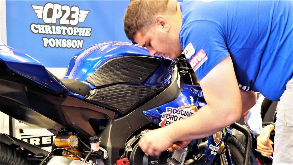 Atelier mécanique Gil Motor Sport