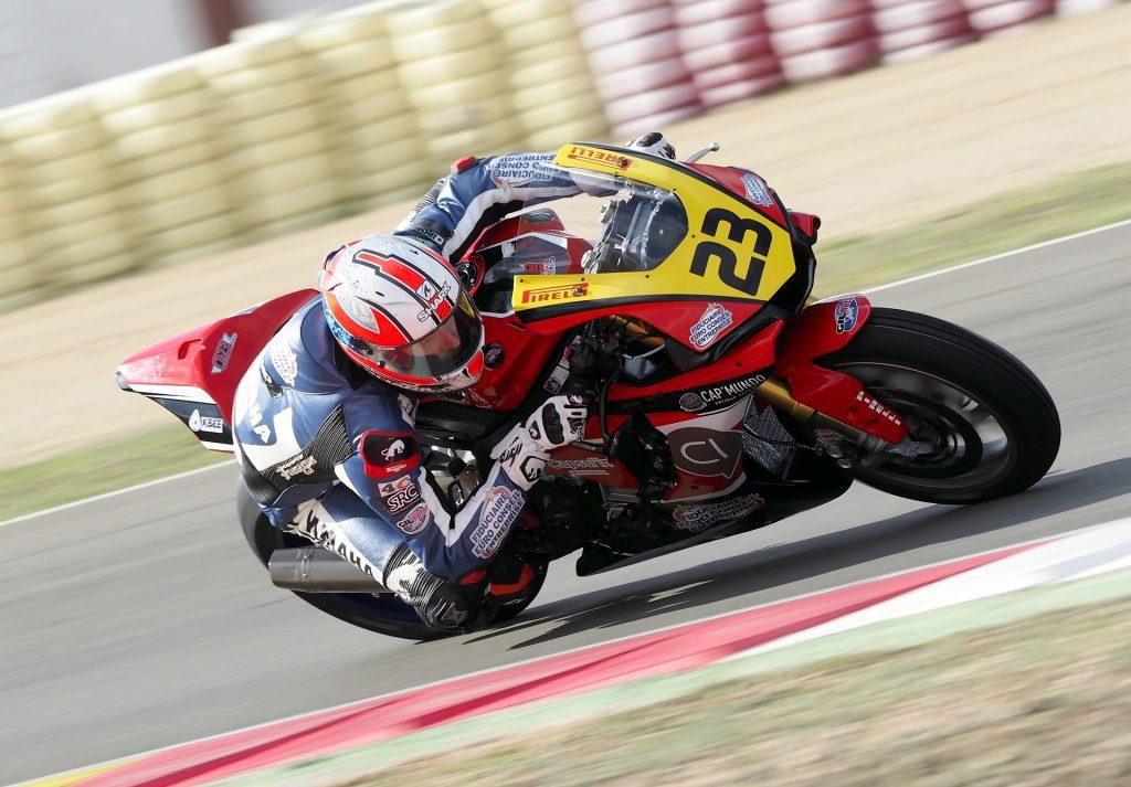 2018 – Superbike : Albacete, Espagne