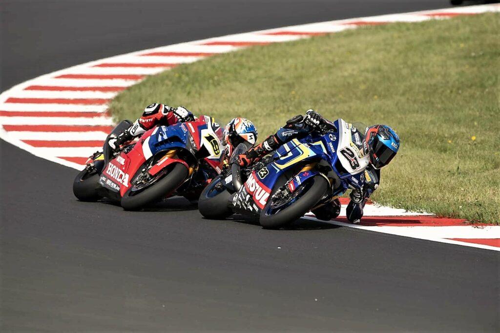 Championnat du Monde Superbike au circuit de Most en République Tchèque