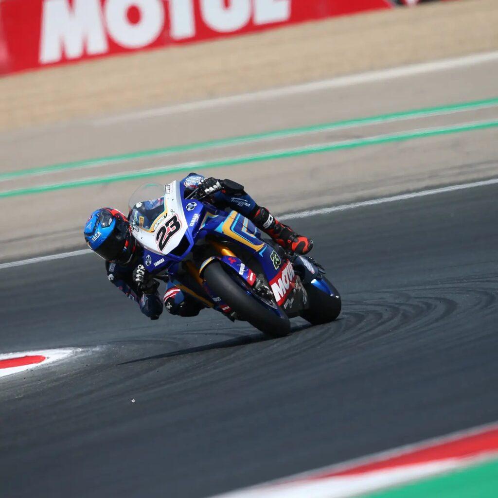 Championnat du Monde Superbike au Circuit Navarra en Espagne